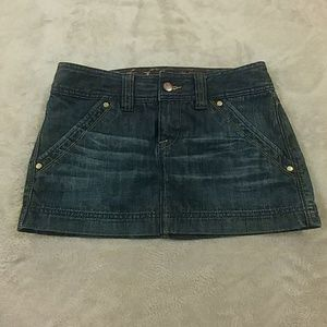 NWOT Hot Denim Skirt!